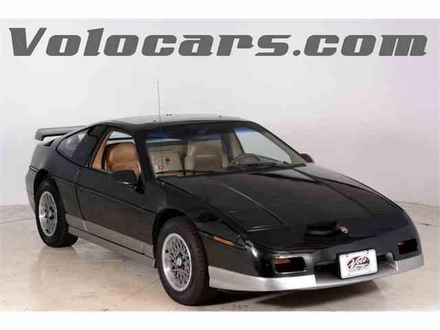 1986 Pontiac Fiero | 1012094