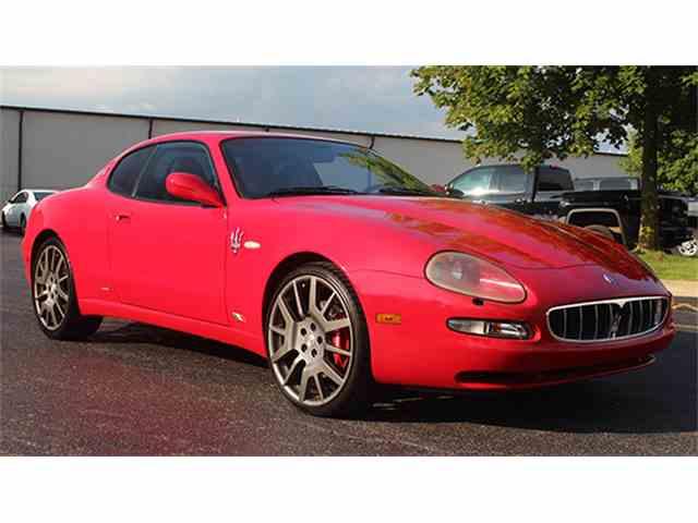 2004 Maserati GranSport GT   1012095