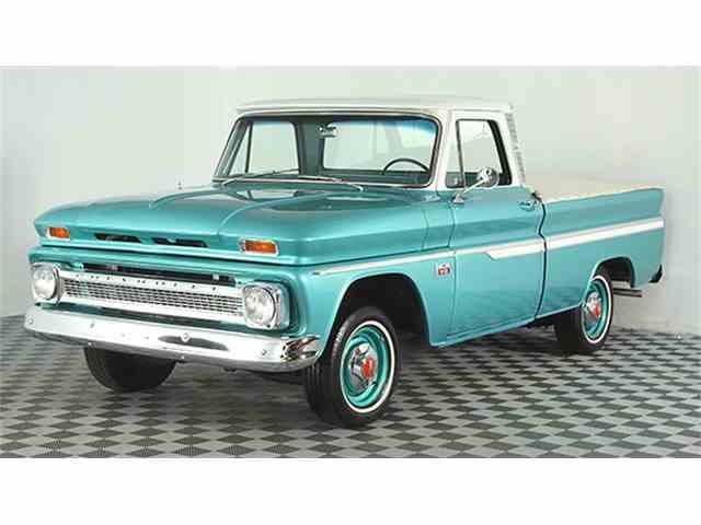 1966 Chevrolet C10 ½-Ton Pickup | 1012096
