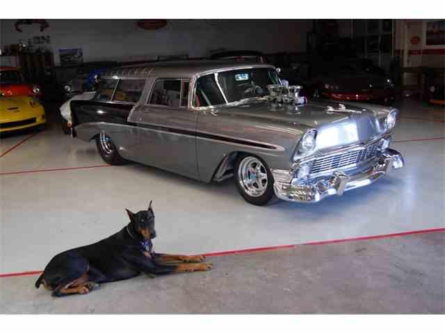 1956 Chevrolet Nomad | 1010021