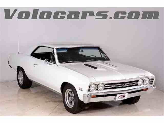 1967 Chevrolet Chevelle SS | 1012102