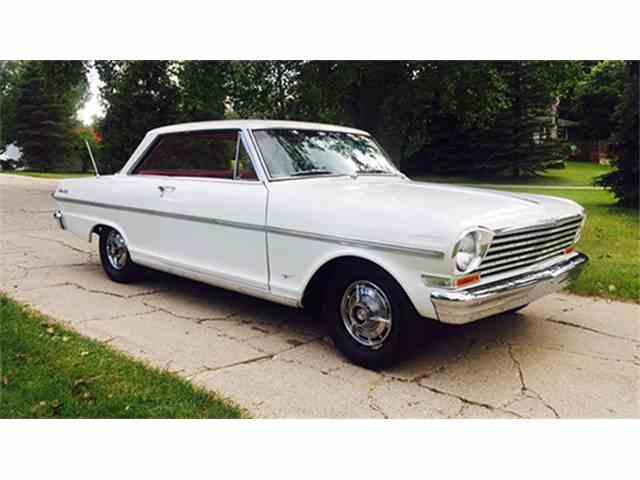 1963 Chevrolet Chevy II Nova SS Sport Coupe | 1012103