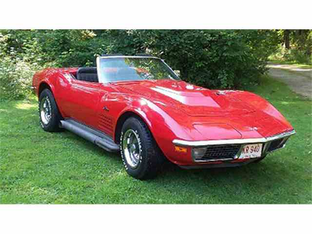 1970 Chevrolet Corvette Stingray Convertible | 1012105