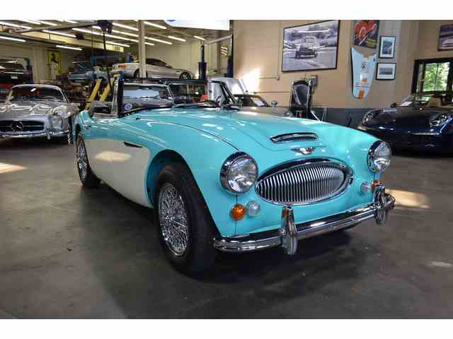 1965 Austin-Healey 3000 Mark III BJ8 | 1010211