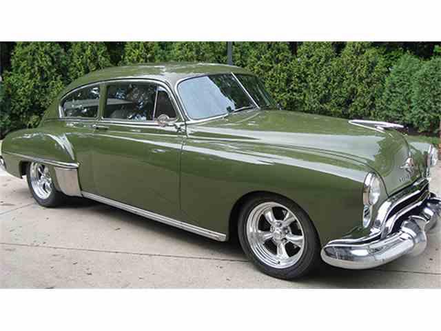 1949 Oldsmobile Futuramic Custom Club Sedan | 1012116