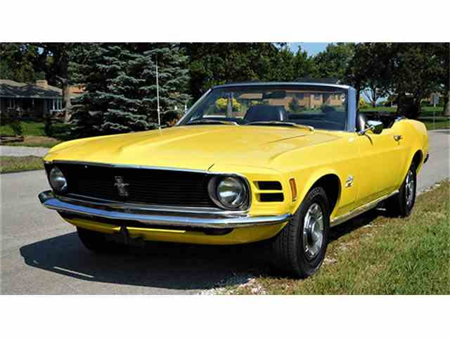 1970 Ford Mustang | 1012117