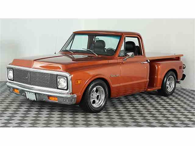 1971 Chevrolet C/K 10   1012118