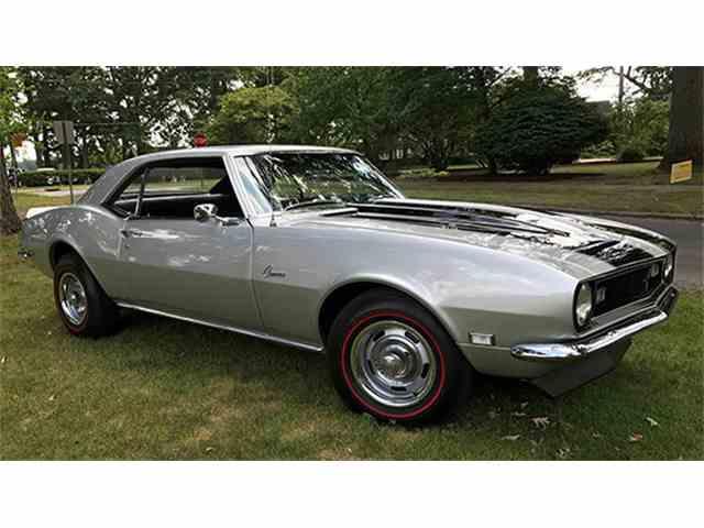 1968 Chevrolet Camaro | 1012119