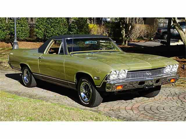 1968 Chevrolet El Camino | 1012122