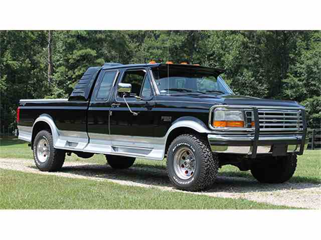 1995 Ford F-250 SuperCab Pickup | 1012126