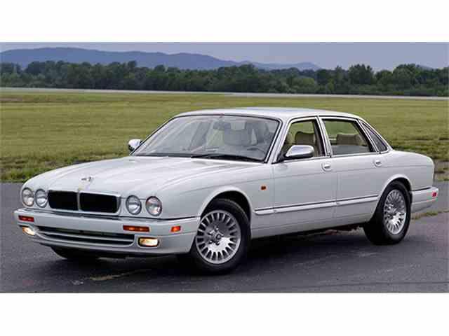 1995 Jaguar XJ12 | 1012129