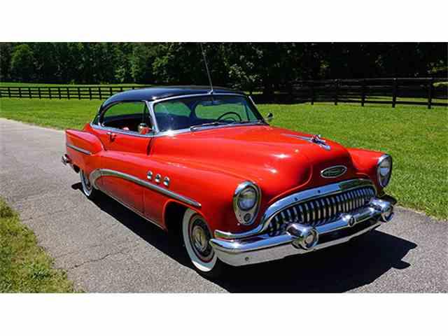1953 Buick Super Riviera | 1012130