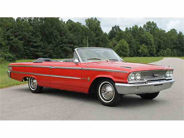 1963 Ford Galaxie | 1012131