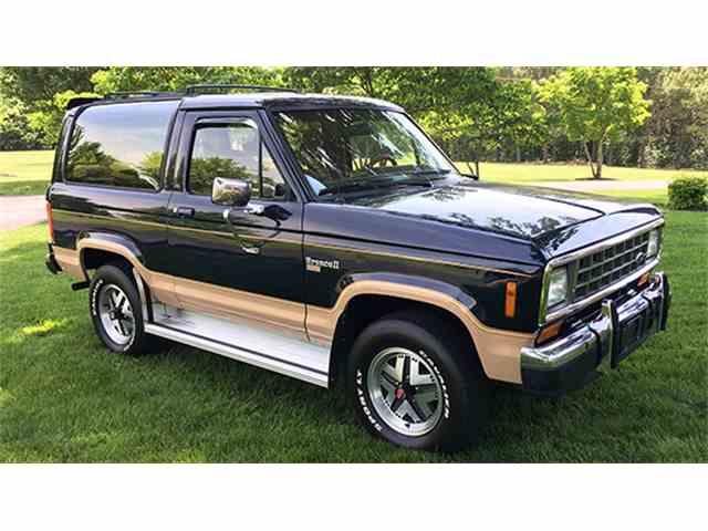 1987 Ford Bronco II | 1012132