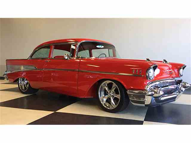 1957 Chevrolet Bel Air Two-Door Sedan Restomod | 1012136