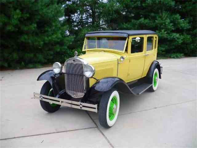 1930 Ford Model A | 1012145