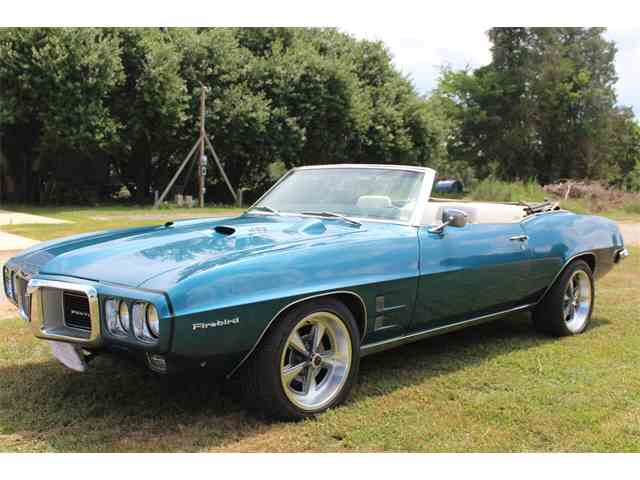 1969 Pontiac Firebird | 1010215