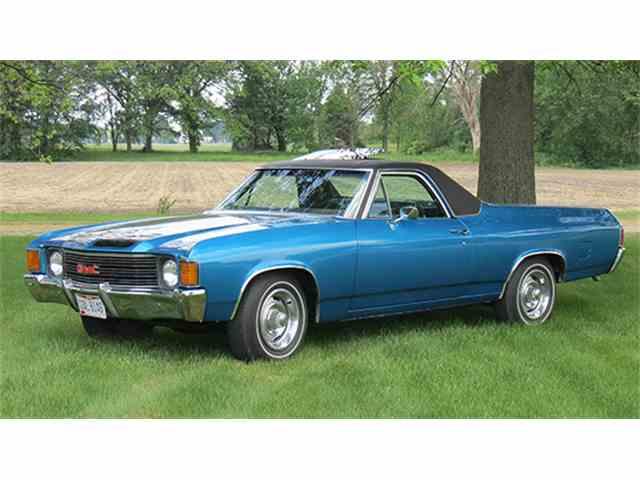 1972 GMC Sprint | 1012151