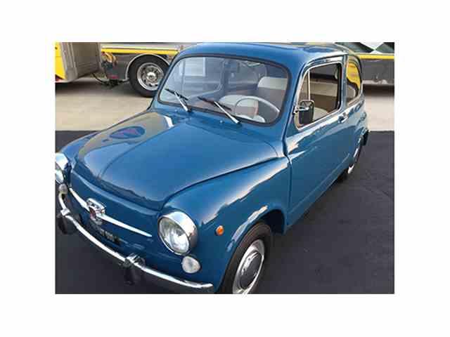 1968 Fiat 600 | 1012154