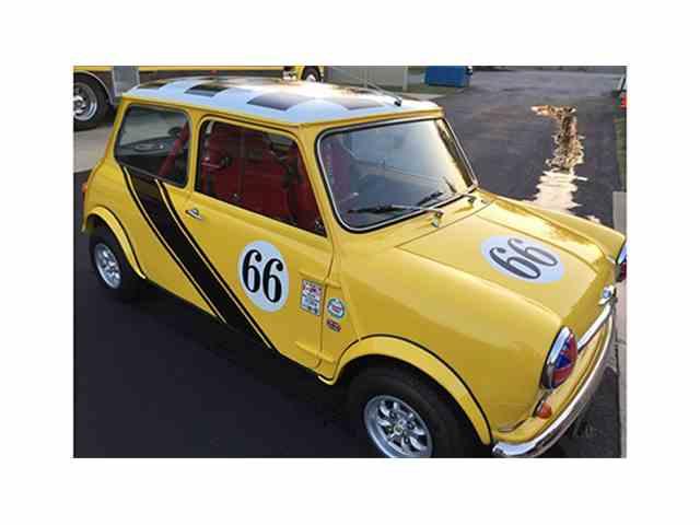 1961 Austin Custom Mini Cooper   1012155