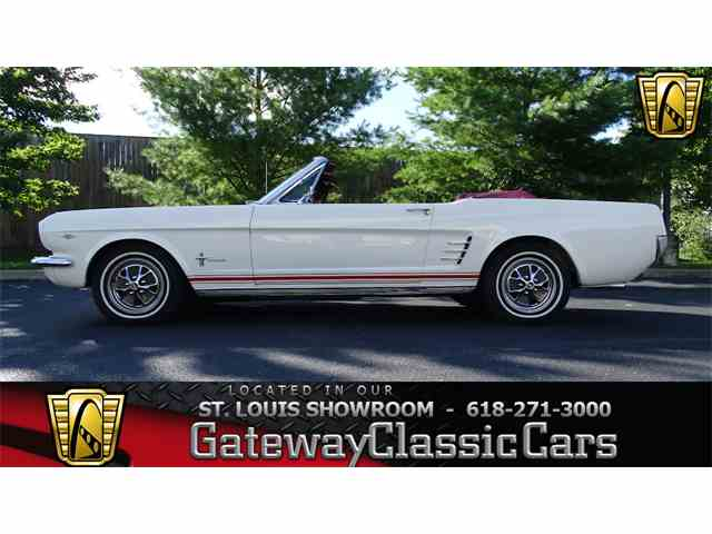 1966 Ford Mustang | 1012156