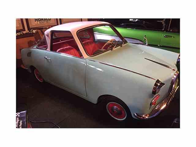 1962 Goggomobil TS250   1012157
