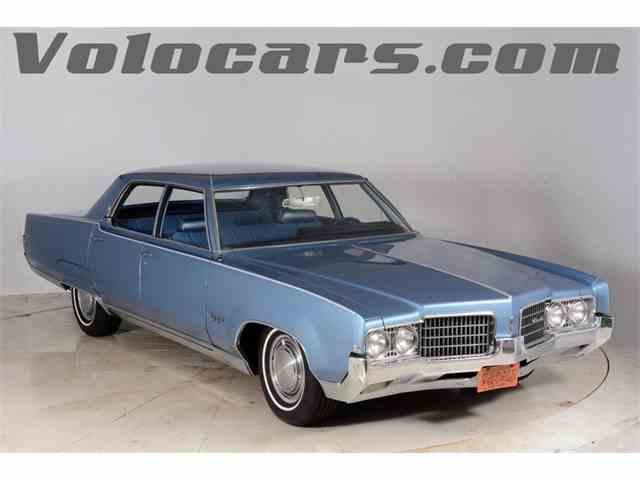 1969 Oldsmobile 98 | 1012162