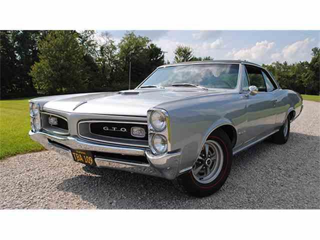 1966 Pontiac GTO | 1012166