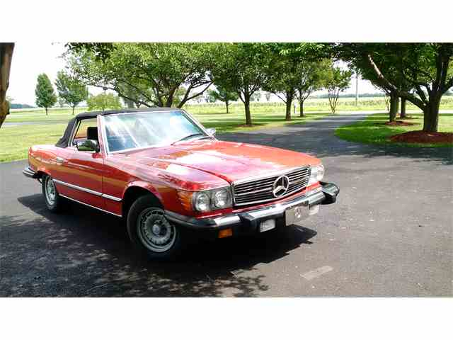 1985 Mercedes-Benz 380SL | 1010217
