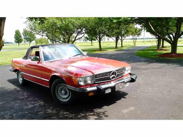 1985 Mercedes-Benz 380SL | 1010217