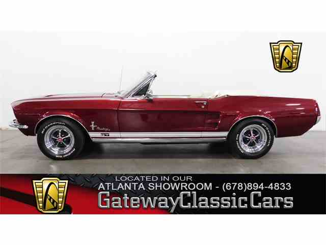 1967 Ford Mustang | 1012175
