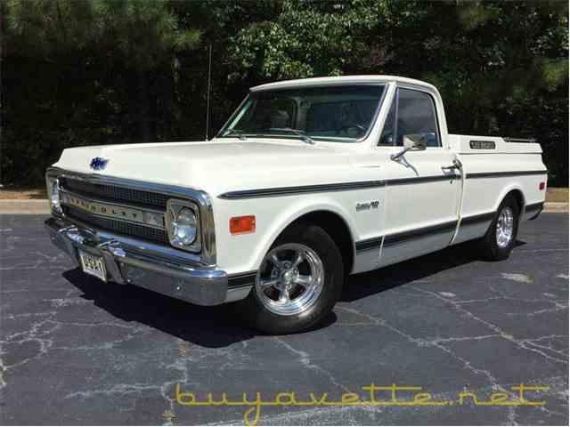 1969 Chevrolet C/K 10 | 1012181
