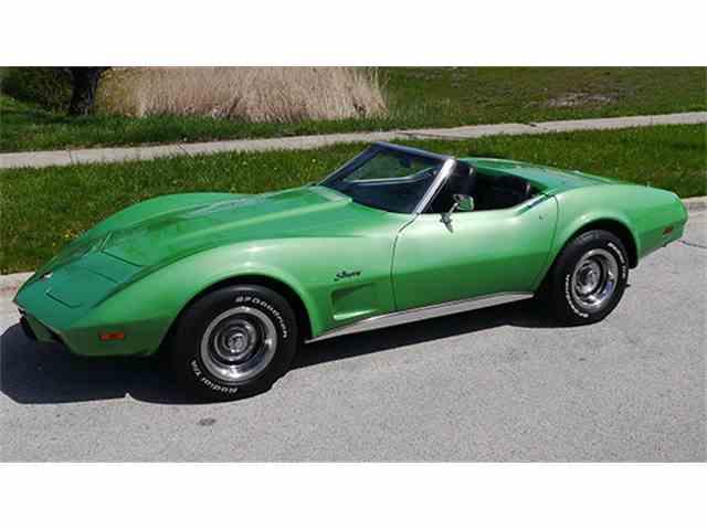 1975 Chevrolet Corvette Stingray Convertible | 1012182