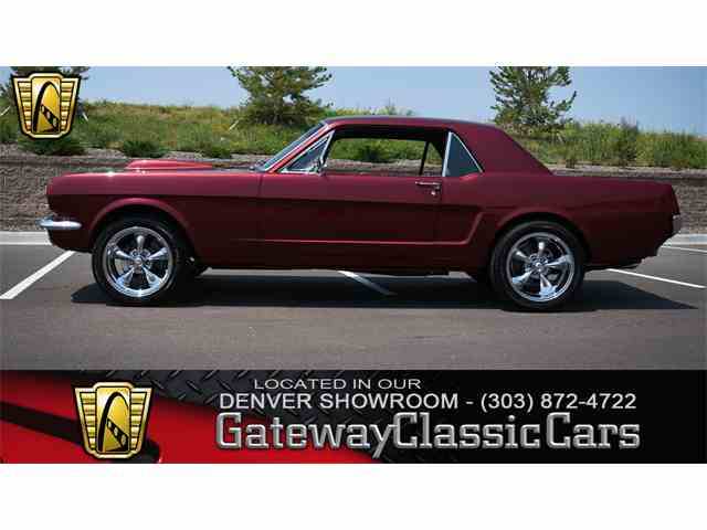 1965 Ford Mustang | 1012184