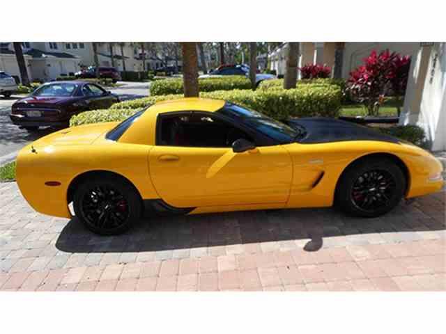 2001 Chevrolet Corvette Z06 | 1012186