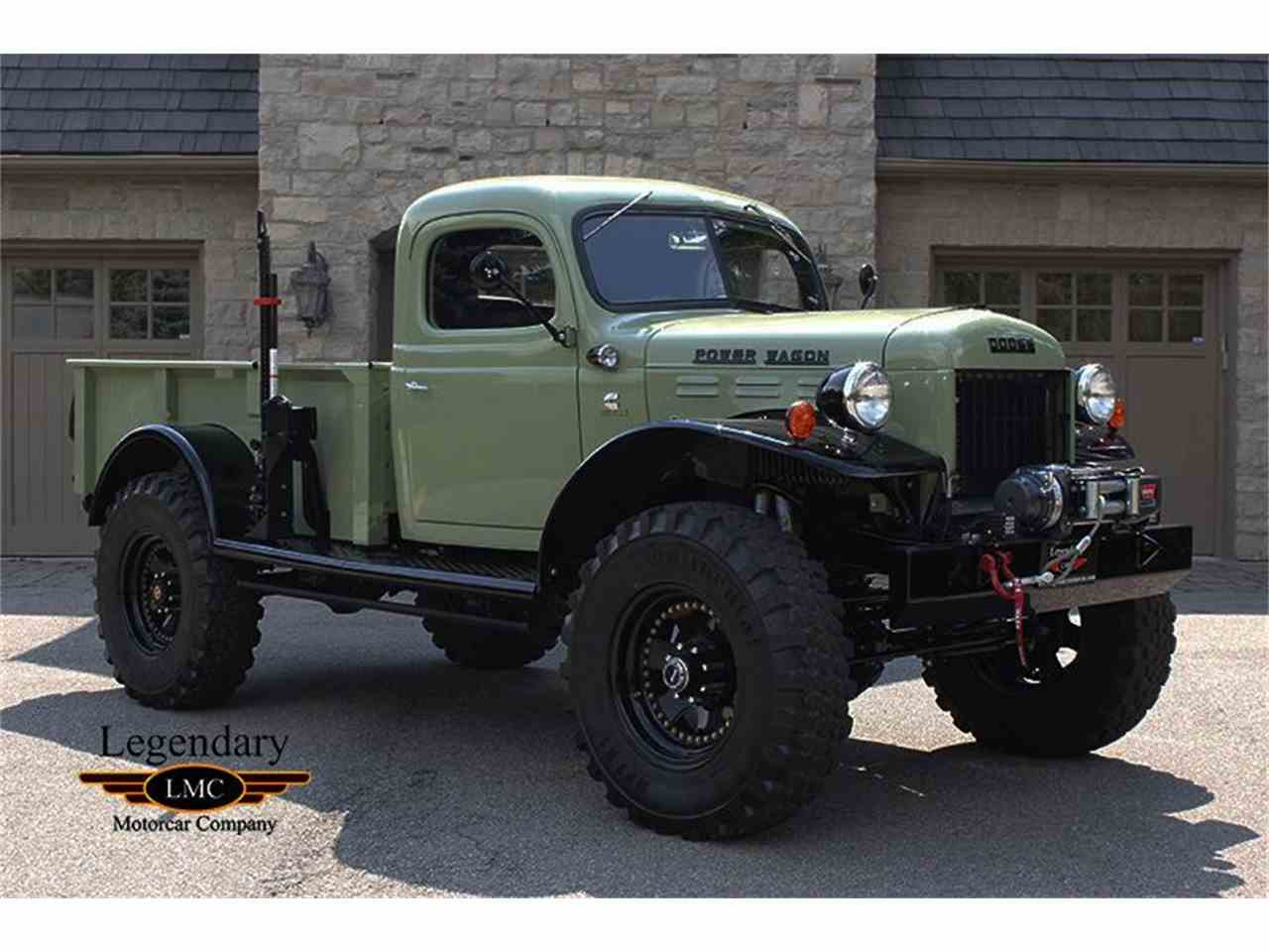 Trucks Under 5000 >> 1943 Dodge Power Wagon for Sale | ClassicCars.com | CC-1012187