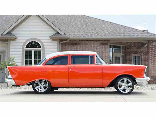 1957 Chevrolet Bel Air Two-Door Sedan Restomod | 1012189