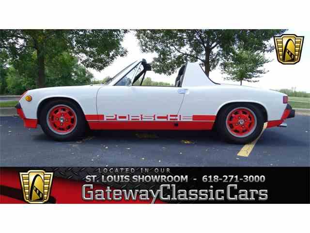 1974 Porsche 914 | 1012190