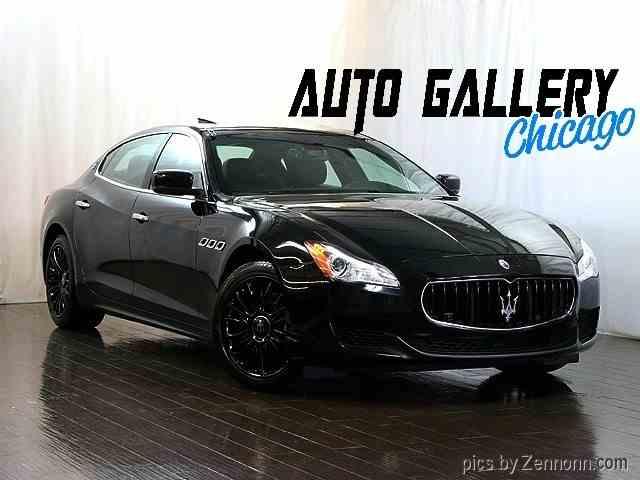 2014 Maserati Quattroporte | 1012195