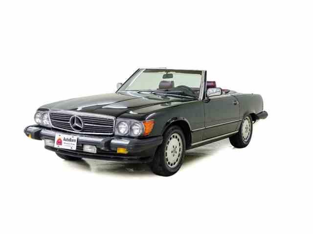 1986 Mercedes-Benz 560SL   1012204