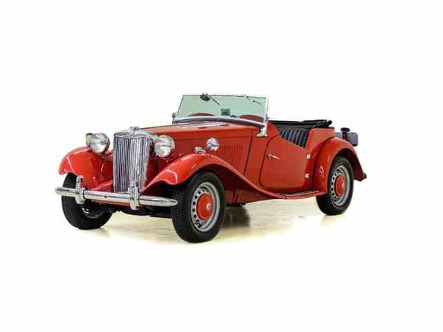 1952 MG TD | 1012209