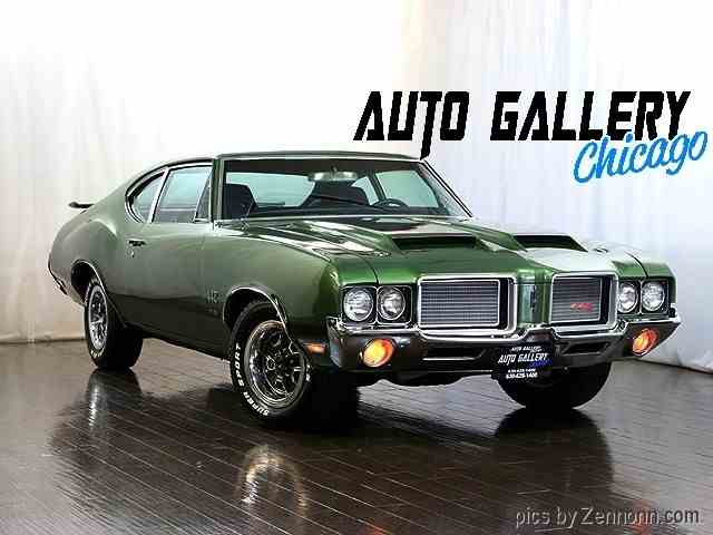 1972 Oldsmobile Cutlass | 1012211