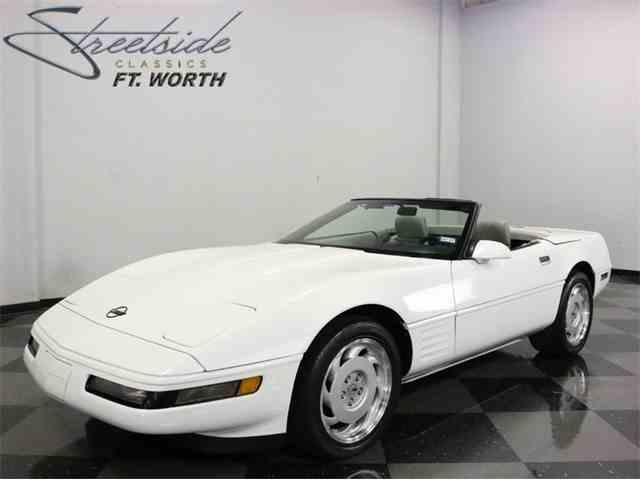 1992 Chevrolet Corvette | 1012223