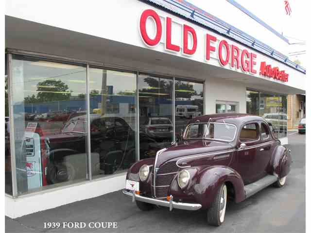 1939 Ford Coupe | 1012224