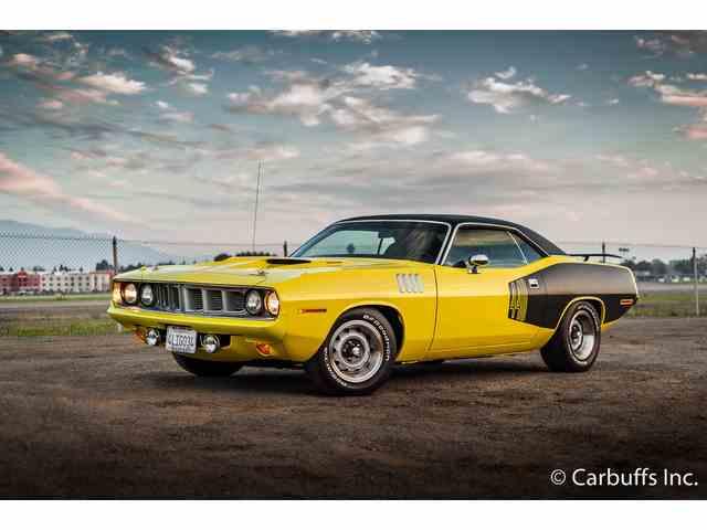 1971 Plymouth Cuda | 1012232