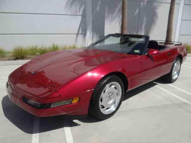 1992 Chevrolet Corvette | 1012233