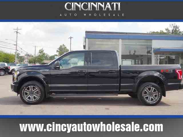 2016 Ford F150 | 1012236