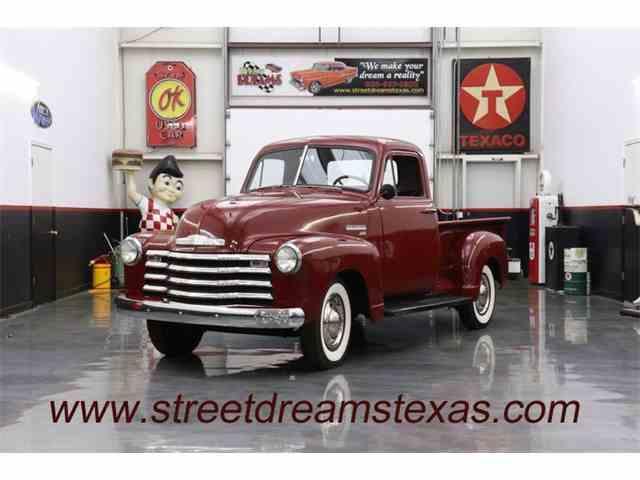 1951 Chevrolet 3100 | 1012239