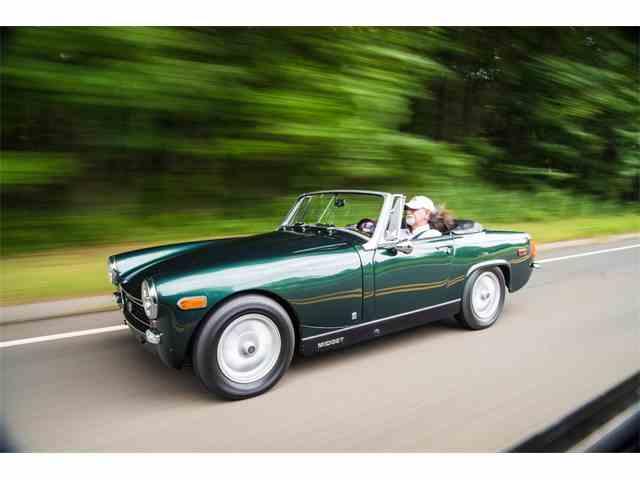 1970 MG Midget | 1010224