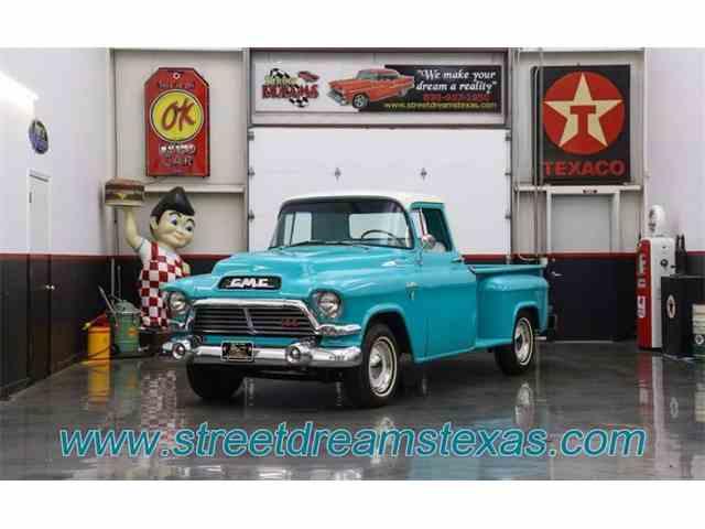 1957 GMC 100   1012244